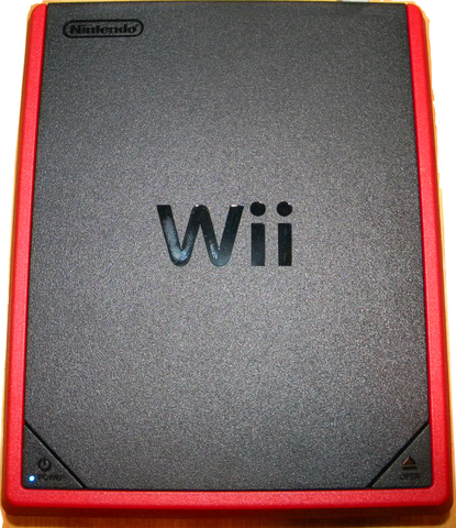 To limit bias in this article, here's a picture of a Wii Mini.