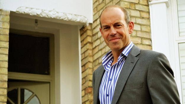 We're fairly sure the guy from Microsoft wasn't THIS Phil Spencer. (photo: channel4.com)