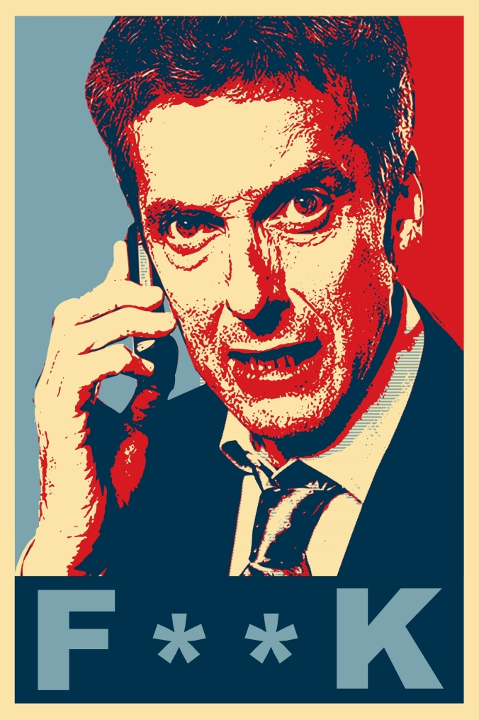 Peter Capaldi for Doctor Who?