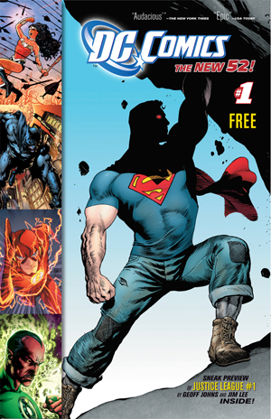 DC Comics New 52