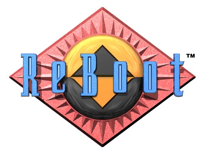 Reboot cartoon