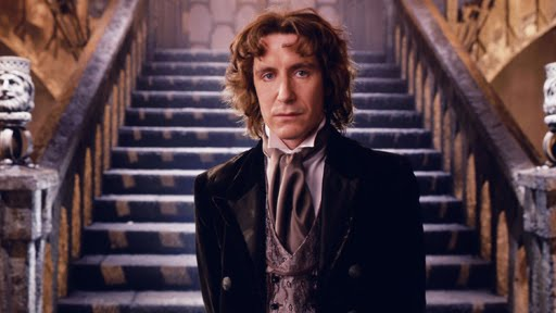 Paul McGann in Doctor Who