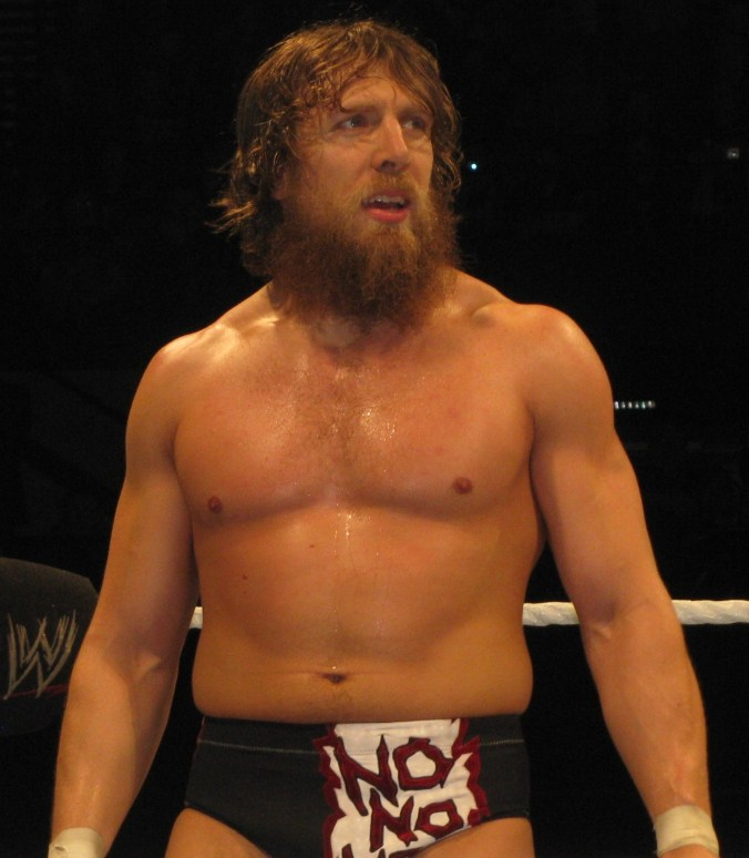 Daniel Bryan Royal Rumble 2014