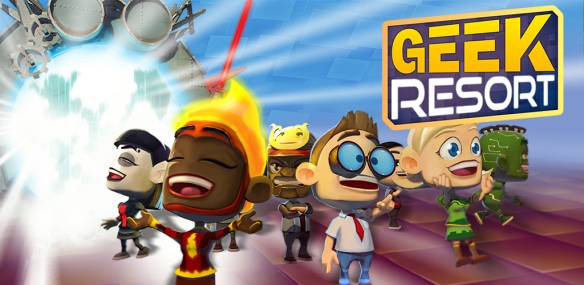 Geek Resort game