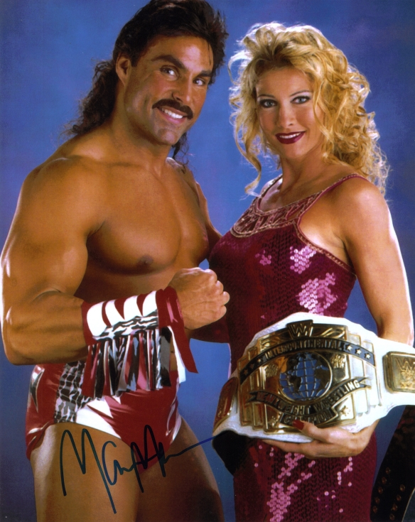Marc Mero and Sable num2