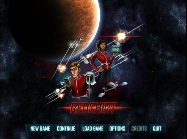 Redshirt game review