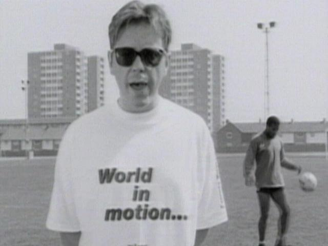 England football songs World In Motion New Order John Barnes