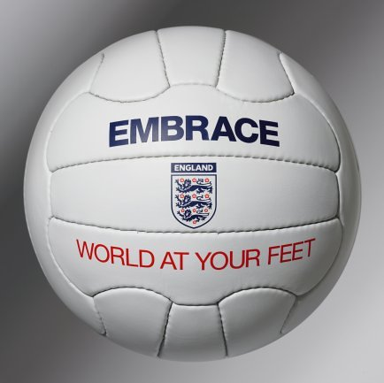 England world cup songs Embrace 2006