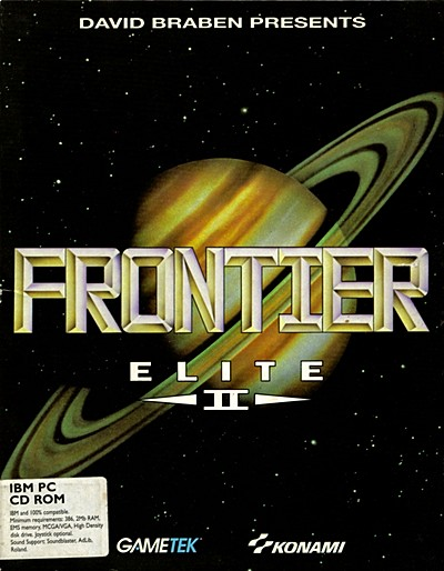 Pioneer Space Sim Frontier Elite 2