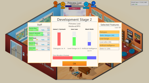 Game Dev Tycoon review