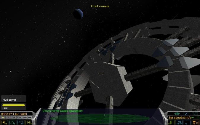 Pioneer Space Sim