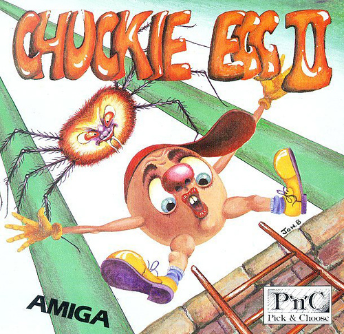 Chuckie Egg 2 ZX Spectrum