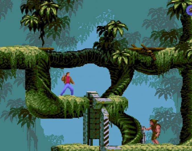 Flashback Amiga