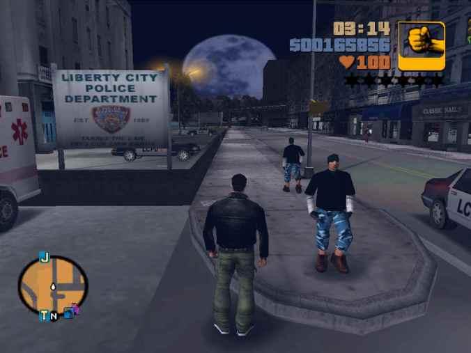 Grand Theft Auto 3 GTA3