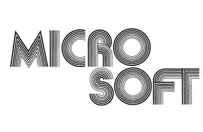 original Microsoft logo