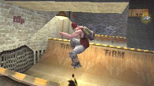 Tony Hawk's Skateboarding PS1