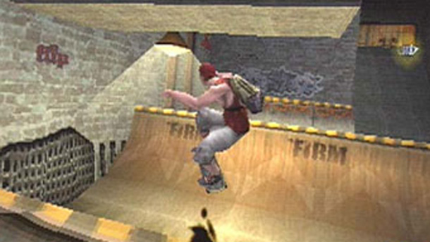 Tony Hawk's Skateboarding PS1