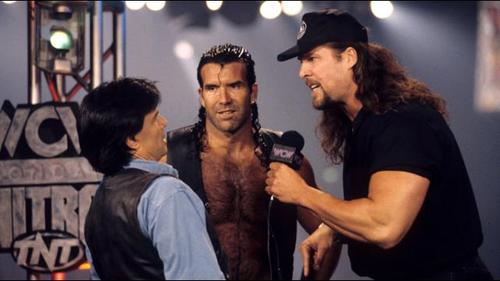 Scott Hall Kevin Nash WCW NWO