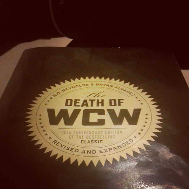 Death of WCW book