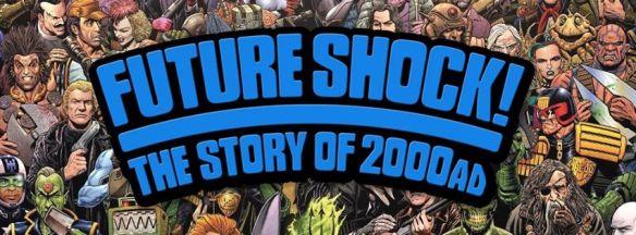 future shock 2000ad documentary