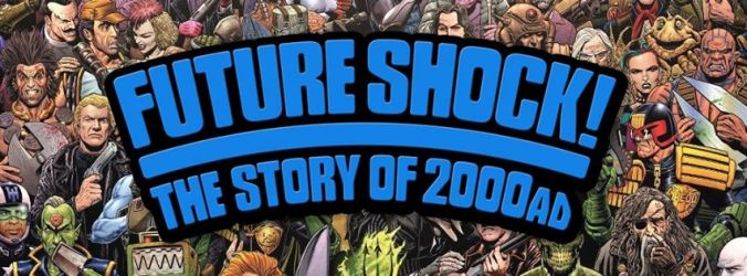 future shock 2000ad documentary