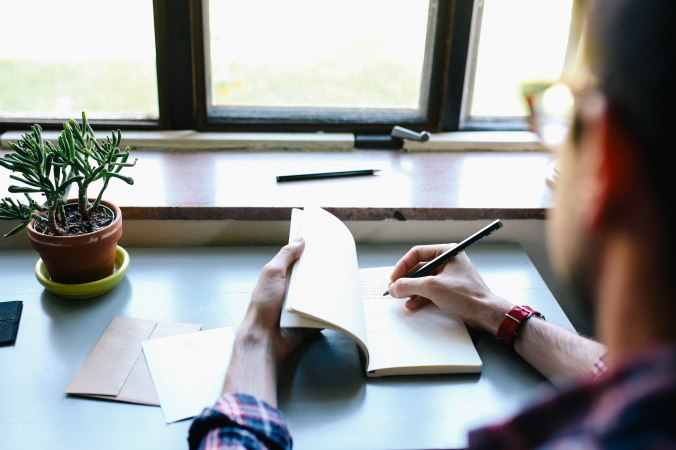 geek blog writing