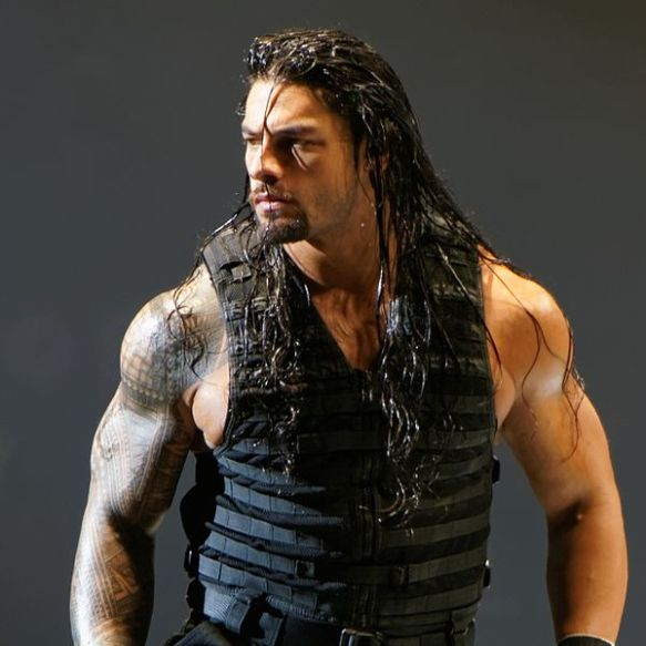 Roman Reigns WWE 2015 Royal Rumble
