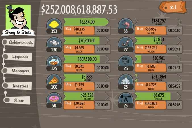 adventure capitalist mobile game