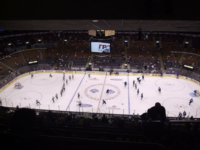 toronto maple leafs stadium