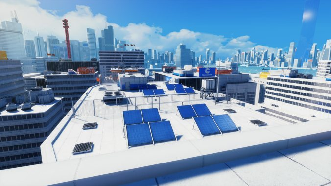 mirror's edge review