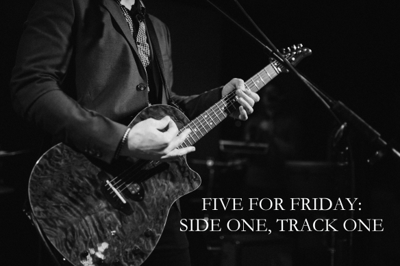 Five For Fridays