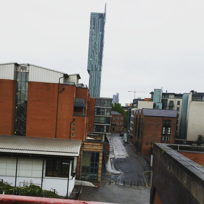 beetham tower manchester deansgate