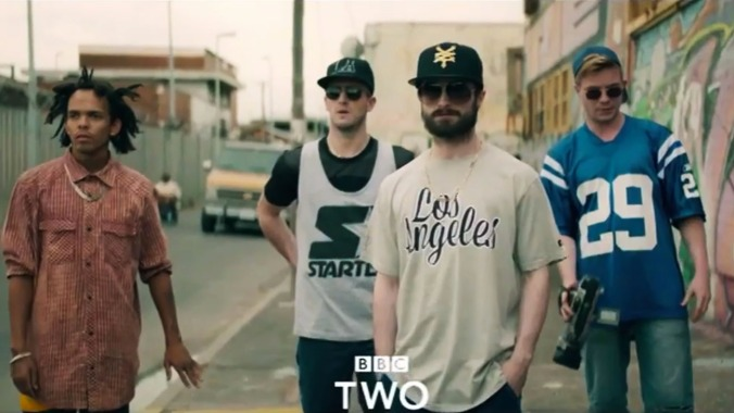 the gamechangers bbc two gta rockstar