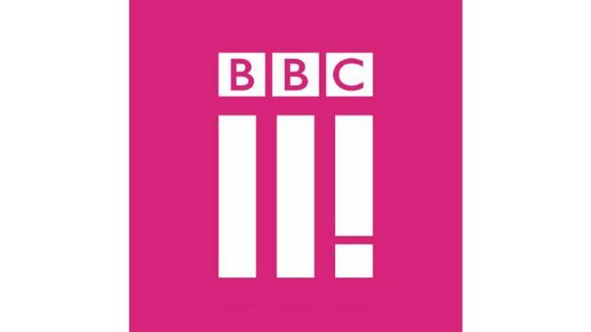 BBC Three logo online