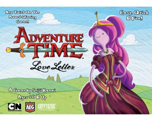 Adventure Time – Love Letter board game review | Alpha