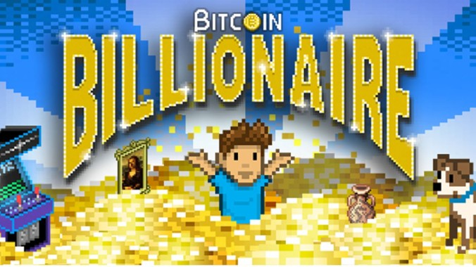 bitcoin billionaire mobile game