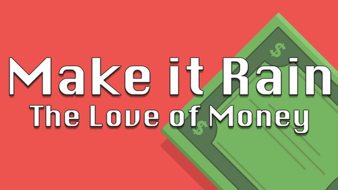 Make It Rain mobile game