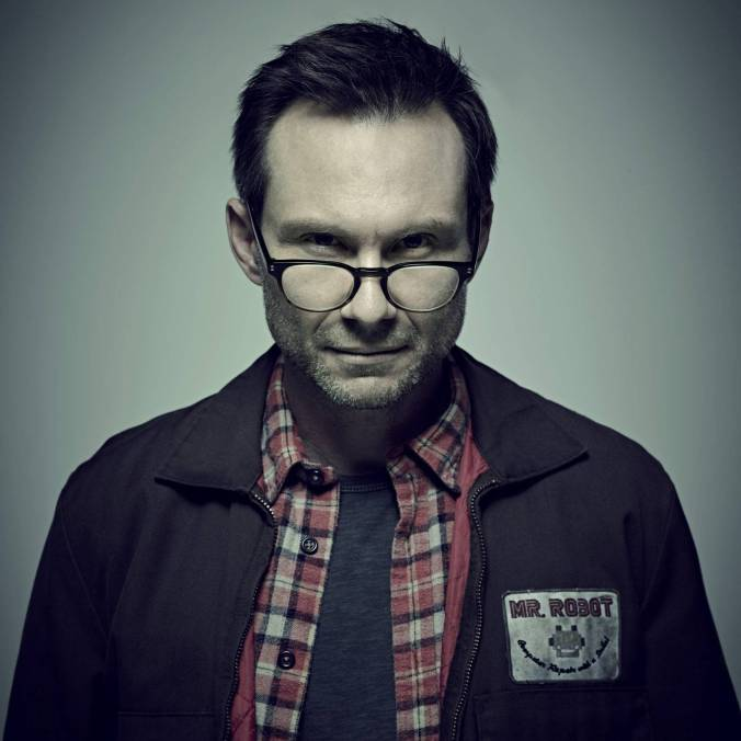 Mr Robot Christian Slater