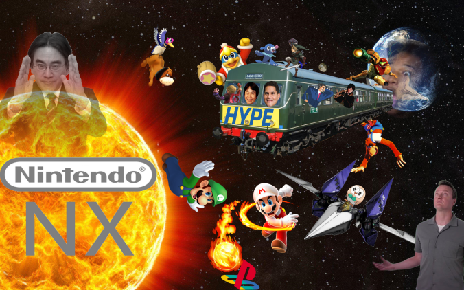 nintendo hype train